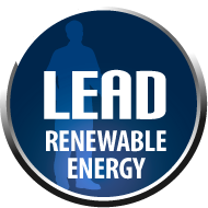 Lead Energy Button