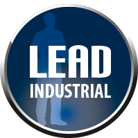 Lead Industrial Button