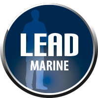 Lead Marine Button