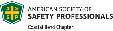 American Society of Safety Professionals Coastal Bend Chapter logo