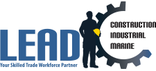 Lead Staffing Logo