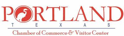 Portland Texas Chamber of Commerce logo