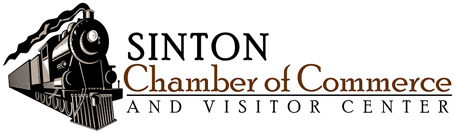 Sinton Texas Chamber of Commerce logo