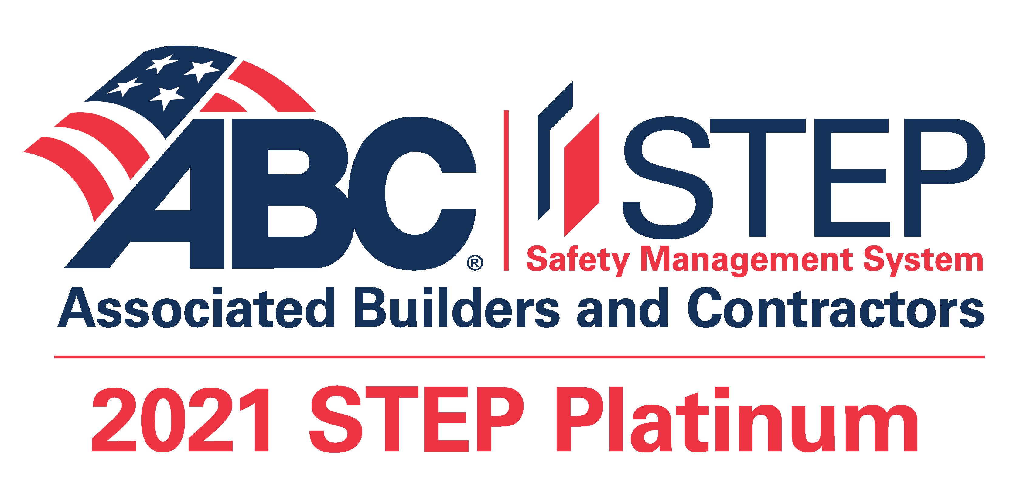 2021 STEP Platinum Award Logo
